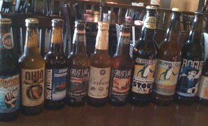 July Beer Club Beers