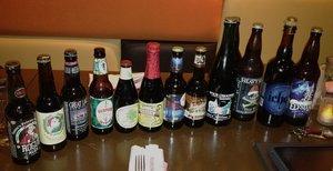 December 2011 Beer Club