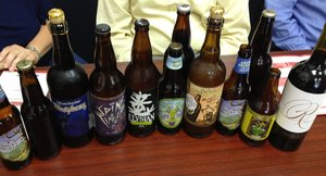 June 2012 Beer Club