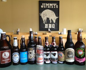 Beer Club Beers for August 2012