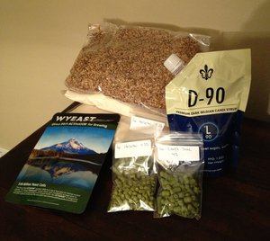 Homebrew Ingredients