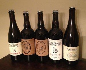 Dock Street bottles
