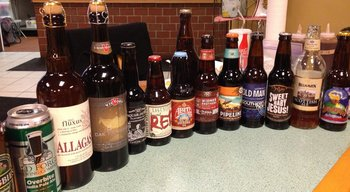 January Beer Club 2013