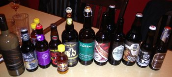Beer Club February 2013