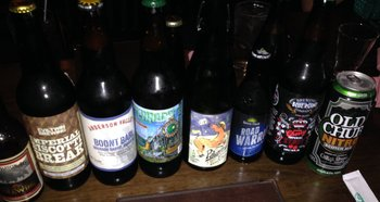 Beer Club for July 2014