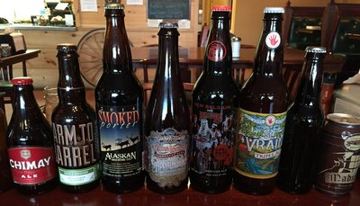 January Beer Club 2015