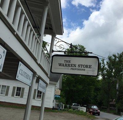 The Warren Store. Again!