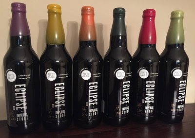 FiftyFifty Eclipse Horizontal Tasting - Bottles