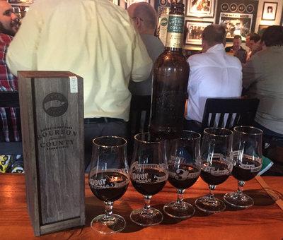 Goose Island Bourbon County Brand Stout Rare 2015