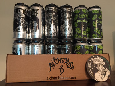 Mixed Case of Alchemist Beerz