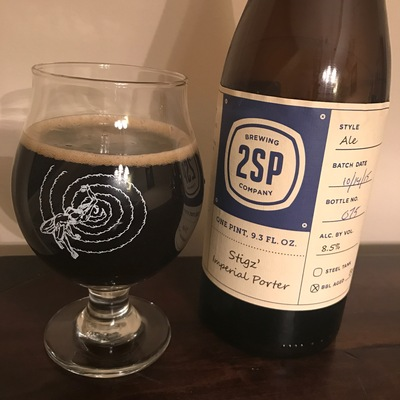 2SP Bourbon Barrel S.I.P.