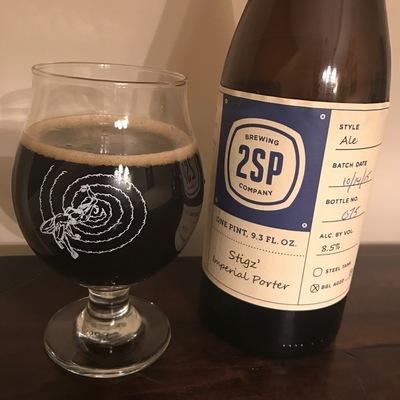 2SP Bourbon Barrel S.I.P.