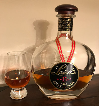 Lairds 12 Year Old Apple Brandy