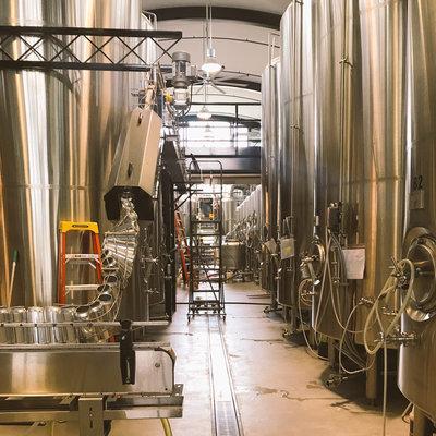 The Alchemist Brewery Interior