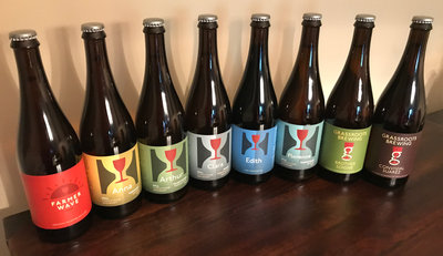 Hill Farmstead Bottle Haul