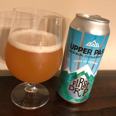 Upper Pass First Drop