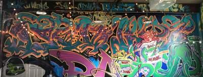 Root Down Graffiti