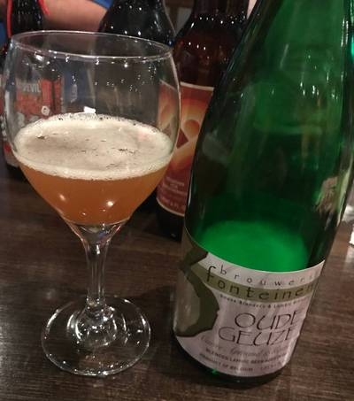 Brouwerij 3 Fonteinen Oude Geuze Cuvée Armand and Gaston 2015
