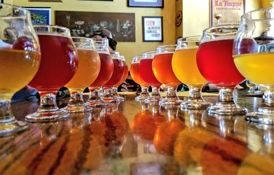 Taste the rainbow... of Cantillon