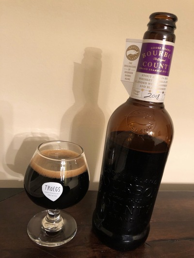Bourbon County Brand Bramble Rye Stout