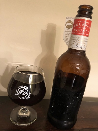 Bourbon County Brand Coffee Barleywine