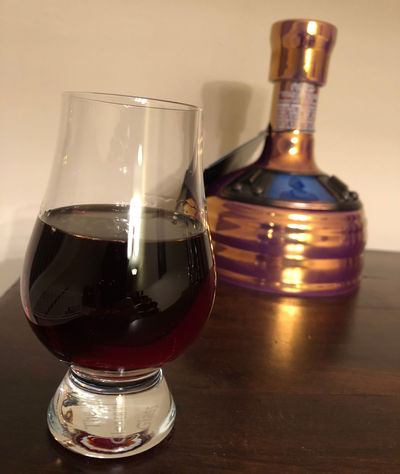 Samuel Adams Utopias Closeup