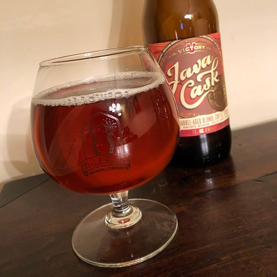 Victory Java Cask Gold