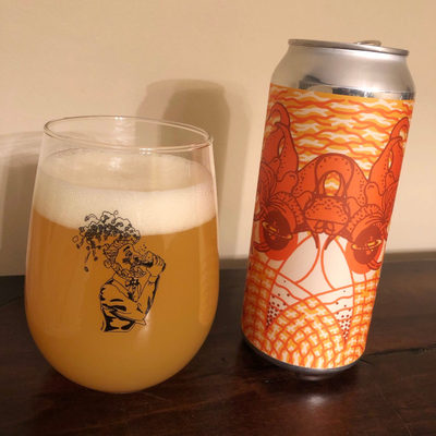 Tired Hands Cacao Hazelnut Tangerine Double Milkshake IPA