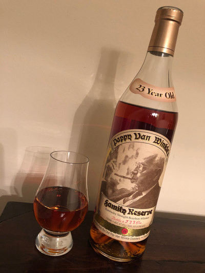 Pappy Van Winkle Family Reserve - 23 Years Old