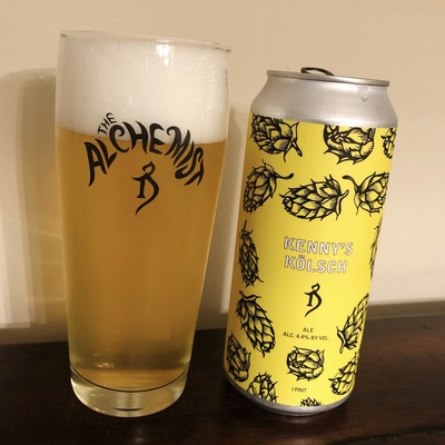 The Alchemist Kennys Kolsch