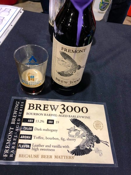 Fremont Brew 3000