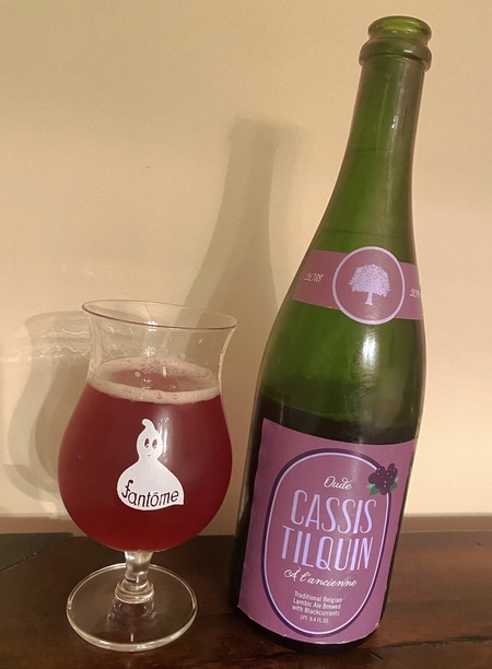 Oude Cassis Tilquin