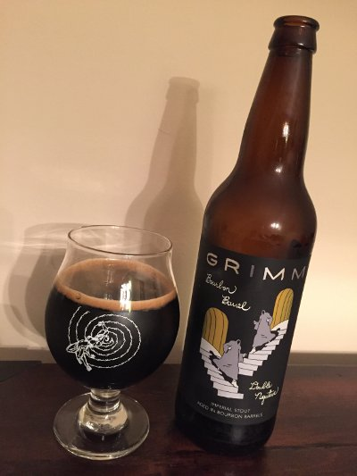 Grimm Bourbon Barrel-Aged Double Negative