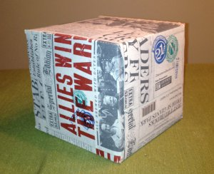 21st Amendment and Ninkasi Allies Win the War 4-pack box