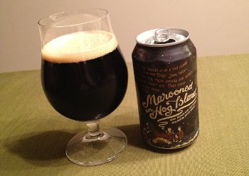 Marooned On Hog Island - 21st Amendment