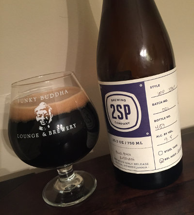 2SP Bourbon Barrel Aged The Russian