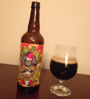 Three Floyds Alpha Klaus