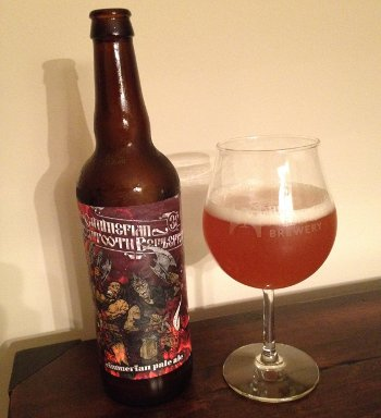Three Floyds Cimmerian Sabertooth Berzerker