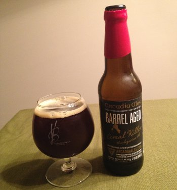 Arcadia Bourbon Barrel Aged Cereal Killer