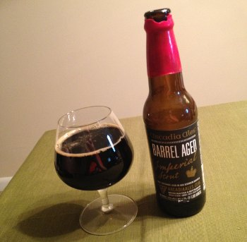 Arcadia Bourbon Barrel Aged Imperial Stout