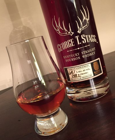 George T. Stagg label