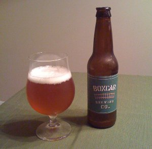 Boxcar India Pale Ale