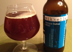 Brewdog and Mikkeller Devine Rebel 2010