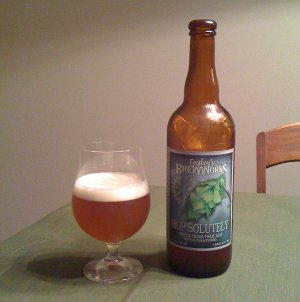 Fegleys Brew Works Hop-solutely