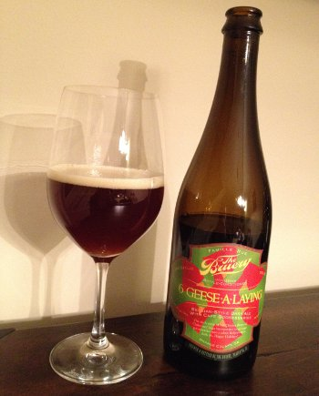 The Bruery 6 Geese-A-Laying