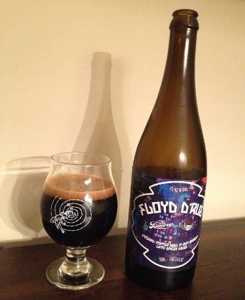 The Bruery and Three Floyds Floyd D Rue