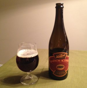 The Bruery and Cigar City Marron Acidifie