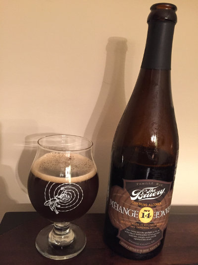 The Bruery Melange No 14