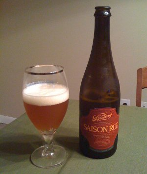 The Bruery Saison Rue