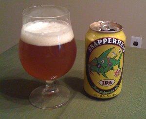 Butternuts Snapperhead IPA
